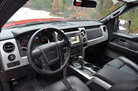 2013 F150 Interior Review 2012 Ford F 150 Svt Raptor Hooniverse