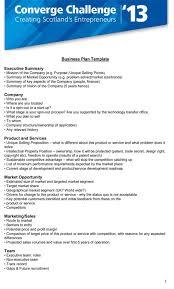 exec summary template 30 perfect executive summary examples