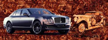 2015 Bentley Mulsanne Speed Blue Train By Mulliner