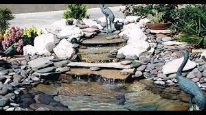 waterfalls streams u0026 pond ideas youtube