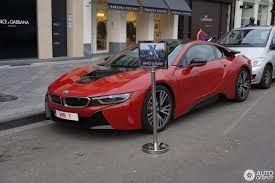matte red bmw bmw i8 protonic red edition 12 november 2016 autogespot