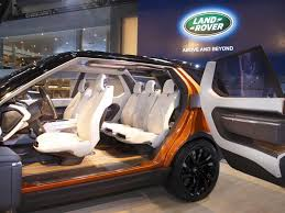 range rover concept rover discovery vision concept photo gallery