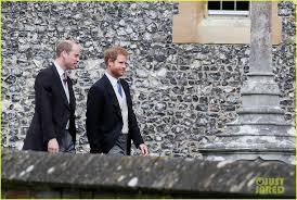 prince harry attends pippa middleton u0027s wedding sans meghan markle