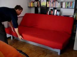 Sofa Come Bed Ikea by Ikea Beddinge Youtube