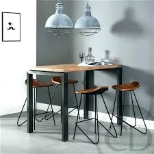 table haute originale table cuisine originale table haute de cuisine