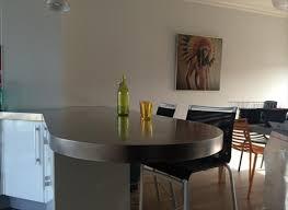 table de cuisine inox cuisine inox sur mesure évier mobilier table crédence plan de
