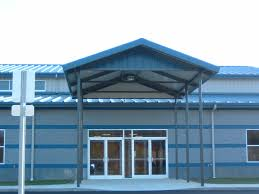 Aluminum Carport Rusco Custom Canopies Knoxville Tennessee Commercial Canopies