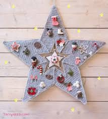 advent star cal free crochet patterns yarnplaza com for