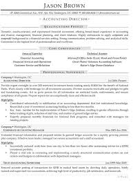 accounting director resume sample resume for an accounting