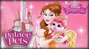 disney princess palace pets belle u0026 rouge pet 2015 game