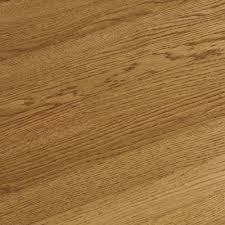 oak hardwood flooring home depot bruce bayport oak spice 3 4 in thick x 2 1 4 in wide x varying