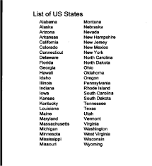 Us Map States And Capitals Us Map With States And Capitals List Worksheets Calendar