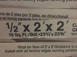 Vinyl Faced Ceiling Tile by 2 U0027 X 2 U0027 Gridstone Vinyl Faced Ceiling Tiles Chula Vista Leftoverbs