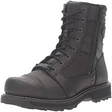 buy boots for amazon com harley davidson s boxbury work boot industrial