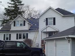 Metal Roof Homes Pictures by Metal Roofing Commercial Roofing Lockport Ny Niagara Falls Ny