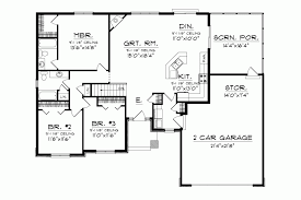 traditional house floor plans traditional house plans architectural designs with open floor plan