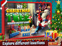new hidden object games free new my christmas tree android apps