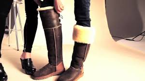 womens ugg bailey boots chestnut wat kun je met de ugg australia the knee