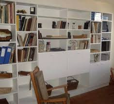 Bookshelves Nyc by Long Bookshelves Wall Unit Nyc Wall Units Design Ideas