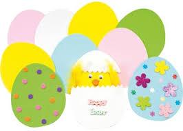 foam easter eggs large foam easter eggs children will decorating these foam