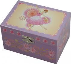 Childrens Music Boxes Emily Ballerina Children U0027s Musical Jewellery Box Bal509 By