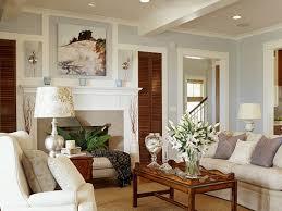 Lavender Paint Colors Design Ideas - Cottage living room paint colors