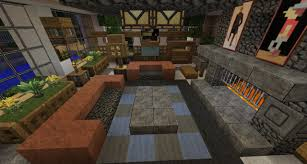 How To Make Couch In Minecraft by Minecraft Living Room Furniture U2013 Living Room Design Inspirations
