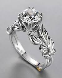 Tangled Wedding Rings by Traditional Engagement Rings Jewelry Exhibition