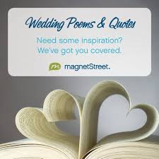 Quotes For Marriage Invitation Card Wedding Poems U0026 Quotes Poem Programming And Weddings