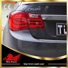 2014 cruze tail lights 2009 2013 chevrolet cruze led tail light bmw style product show