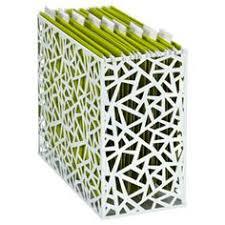 Decorative Hanging File Boxes Desktop File Organizers Home Office Studio Pinterest Desktop