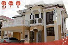 this beautiful five bedroom home in minglanilla cebu faces the