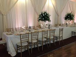 table and chair rentals fresno ca draping