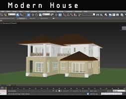 Contemporary Modern House Contemporary Modern House By Yeyen1 3docean