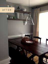 Beautiful Dining Table And Chairs Before U0026 After A Beautiful Dining Room On A Budget U2013 Design Sponge