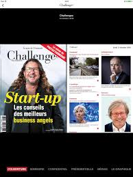 Challenge News Challenges Le Magazine On The App Store