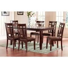 7 pc dining room set size 7 sets dining room sets for less overstock