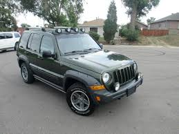 jeep liberty renegade light bar used 2006 jeep liberty for sale denver co