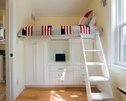 bedding stunning loft bed with desk underneath