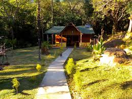house with guest house and swimming pool tropical garden in a