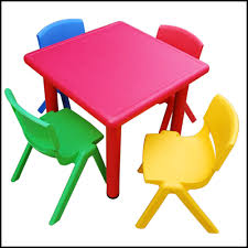 plastic table with chairs plastic tables and chairs marceladick com