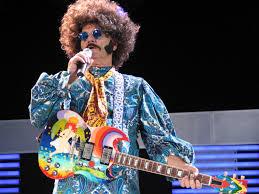 Jimi Hendrix Halloween Costume Eric Clapton U0027s Crossroads Guitar Festival 2007