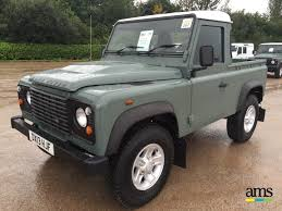 land rover defender 2013 2013 land rover defender 90 pickup reg no dx13 hjf keswick