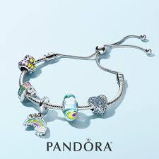 bracelet pandora murano images Review iridescent rainbow murano from pandora spring 2018 mora jpg
