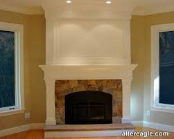Wood Fireplace Surround Kits by Fireplace Mantels Fireplace Surrounds Custom Built And Installed
