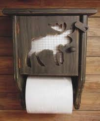 toilet paper holder wood moose toilet paper holder wood working and ideas pinterest