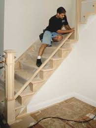 How To Build A Stair Banister Installing Stair Railings Jlc Online Staircases Molding