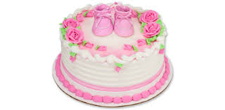 how to make a baby shower cake