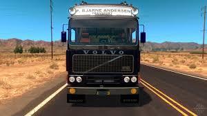 volvo heavy f10 heavy transporter truck for american truck simulator