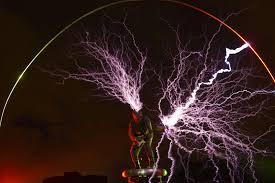 tesla coil guitarist creates u0027lightning storm u0027 during gigs by standing on